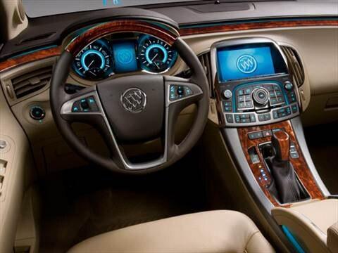 2010 Buick LaCrosse CX Sedan 4D  photo