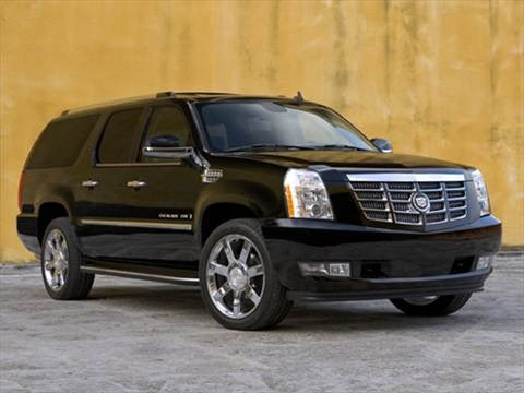2010 Cadillac Escalade ESV Sport Utility 4D  photo