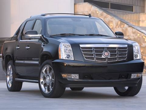 2010 Cadillac Escalade EXT Sport Utility Pickup 4D 5 1/4 ft  photo