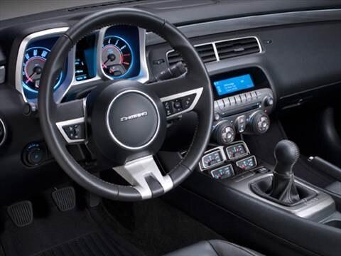 2010 Chevrolet Camaro LT Coupe 2D  photo