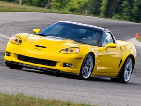 2010 Chevrolet Corvette ZR1 Coupe 2D  photo