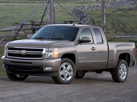 2010 Chevrolet Silverado 1500 Extended Cab Work Truck Pickup 4D 6 1/2 ft  photo