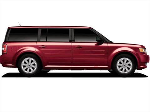 2010 Ford Flex SE Sport Utility 4D  photo