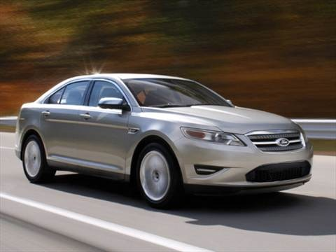 2010 Ford Taurus SE Sedan 4D  photo