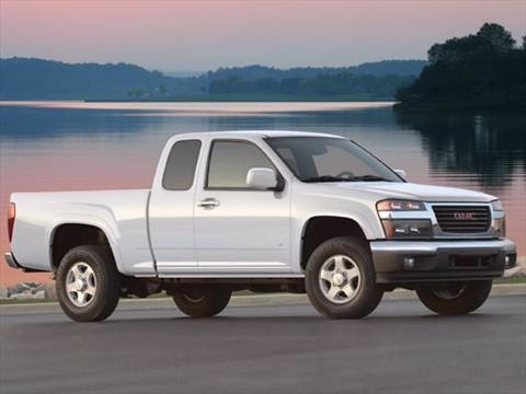2010 GMC Canyon Extended Cab Work Truck Pickup 4D 6 ft  photo