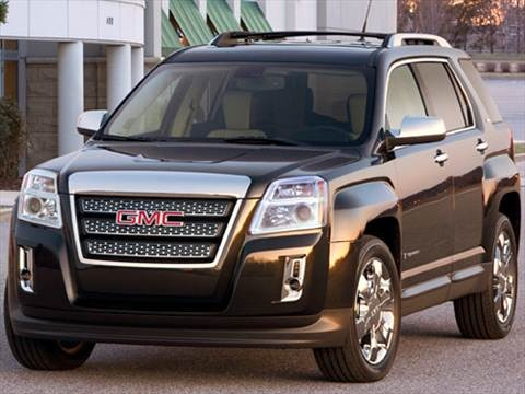 2010 GMC Terrain SLT Sport Utility 4D  photo