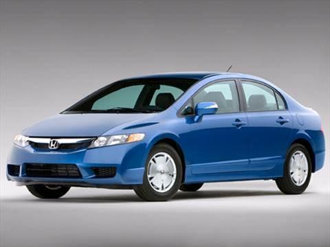 2010 Honda Civic Hybrid Sedan 4D  photo