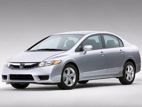2010 Honda Civic DX Sedan 4D  photo