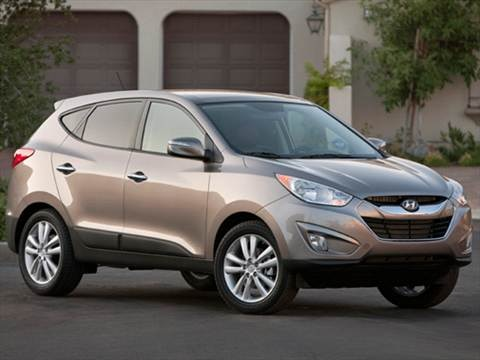 2010 Hyundai Tucson Limited Sport Utility 4D  photo