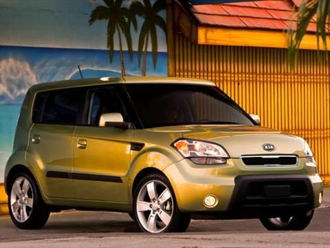 2010 Kia Soul Wagon 4D  photo