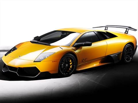 2010 Lamborghini Murcielago LP 670-4 SuperVeloce Coupe 2D  photo