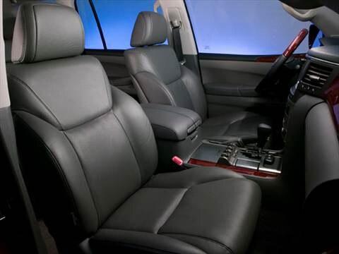 2010 Lexus LX LX 570 Sport Utility 4D  photo