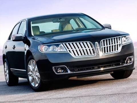 2010 Lincoln MKZ Sedan 4D  photo