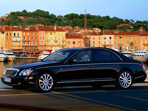 2010 Maybach 57 Zeppelin Sedan 4D  photo
