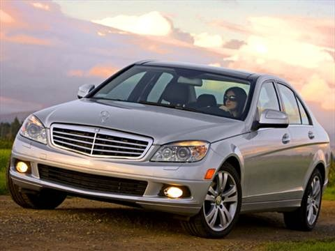 2010 Mercedes-Benz C-Class C300 Sport Sedan 4D  photo