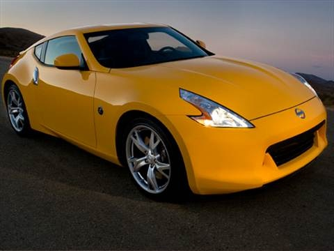 2010 Nissan 370Z NISMO Coupe 2D  photo
