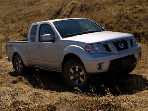 2010 Nissan Frontier King Cab LE Pickup 2D 6 ft  photo