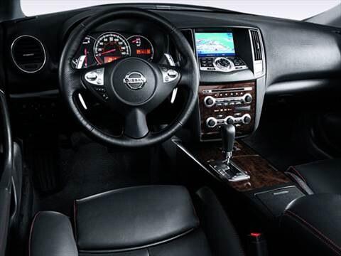 2010 Nissan Maxima S Sedan 4D  photo