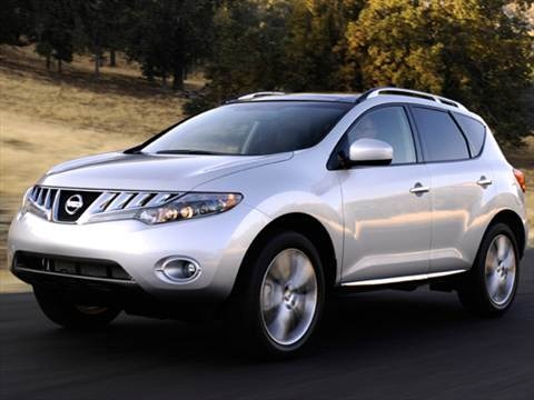 2010 Nissan Murano SL Sport Utility 4D  photo
