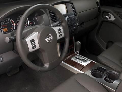 2010 Nissan Pathfinder S FE+ Sport Utility 4D  photo