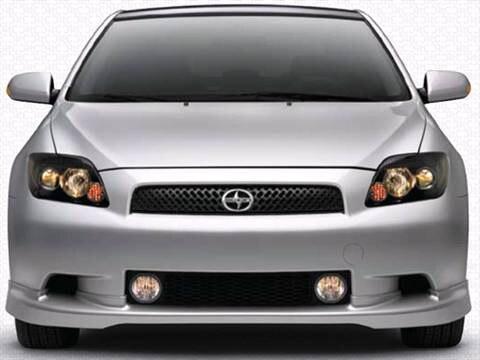 2010 Scion tC Hatchback Coupe 2D  photo