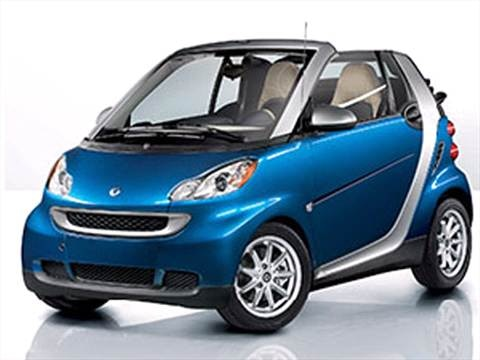2010 smart fortwo Passion Cabriolet 2D  photo
