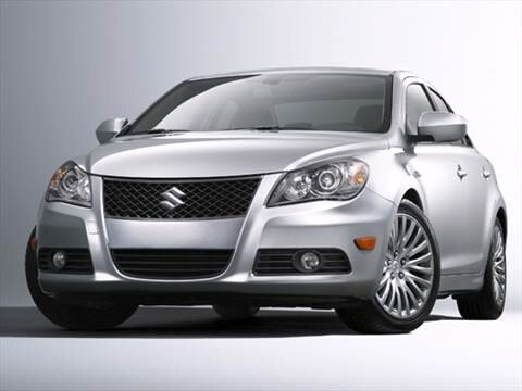 2010 Suzuki Kizashi S Sedan 4D  photo