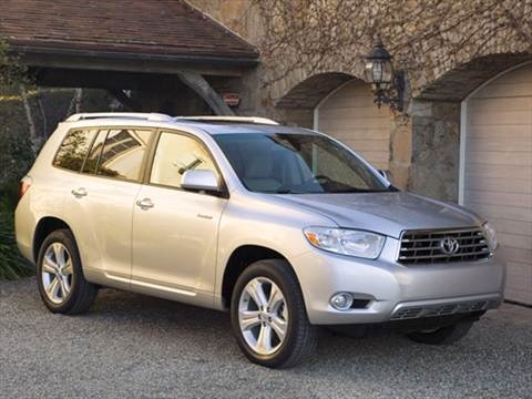 2010 Toyota Highlander Sport Utility 4D  photo