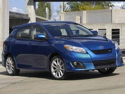 2010 Toyota Matrix Sport Wagon 4D  photo