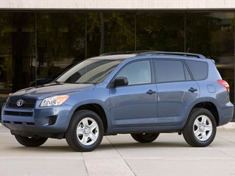 2010 Toyota RAV4 Sport Utility 4D  photo