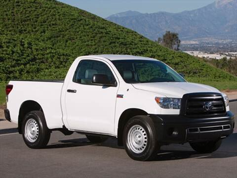 2010 Toyota Tundra Regular Cab Pickup 2D 6 1/2 ft  photo