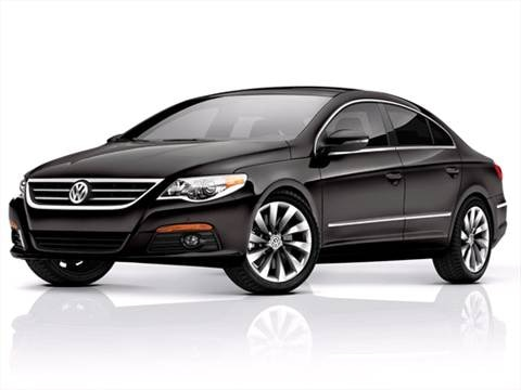 2010 Volkswagen CC Sport Sedan 4D  photo