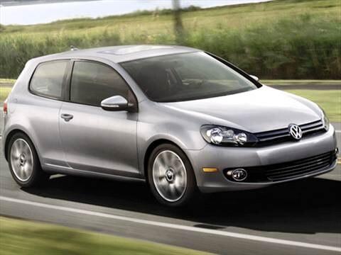 2010 Volkswagen Golf Hatchback 2D  photo