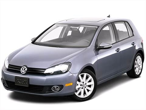 2010 Volkswagen Golf TDI Hatchback 4D  photo