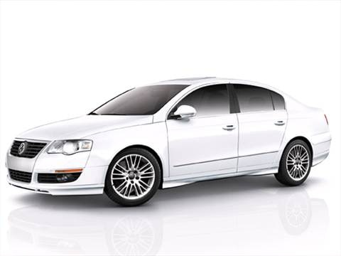 2010 Volkswagen Passat Komfort Sedan 4D  photo
