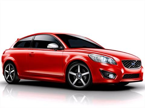 2010 Volvo C30 R-Design Hatchback 2D  photo