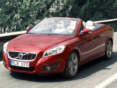 2010 Volvo C70 T5 Convertible 2D  photo
