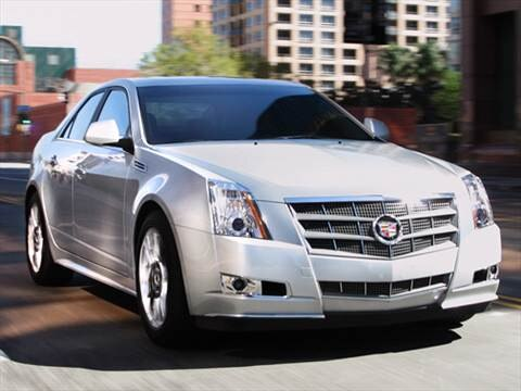 2011 Cadillac CTS Sedan 4D  photo