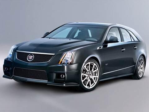 2011 Cadillac CTS CTS-V Wagon 4D  photo