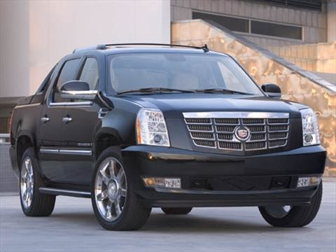 2011 Cadillac Escalade EXT Sport Utility Pickup 4D 5 1/4 ft  photo