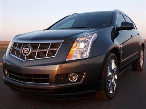 2011 Cadillac SRX Sport Utility 4D  photo