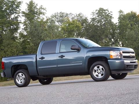 2011 Chevrolet Silverado 1500 Crew Cab Work Truck Pickup 4D 5 3/4 ft  photo