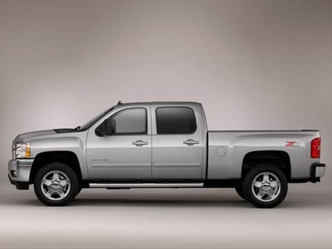 2011 Chevrolet Silverado 2500 HD Crew Cab Work Truck Pickup 4D 6 1/2 ft  photo