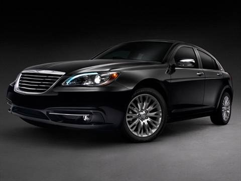 2011 Chrysler 200 LX Sedan 4D  photo