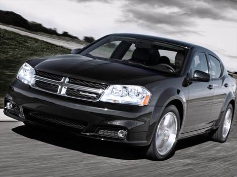 2011 Dodge Avenger Express Sedan 4D  photo