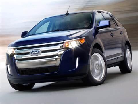 2011 Ford Edge SE Sport Utility 4D  photo