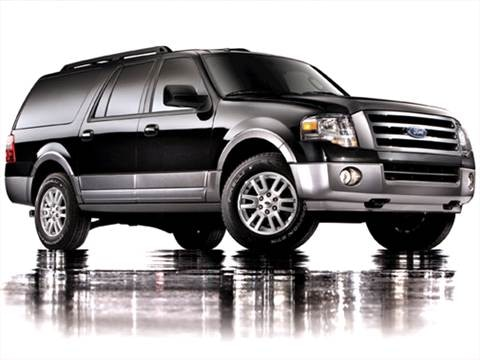 2011 Ford Expedition XL Sport Utility 4D  photo