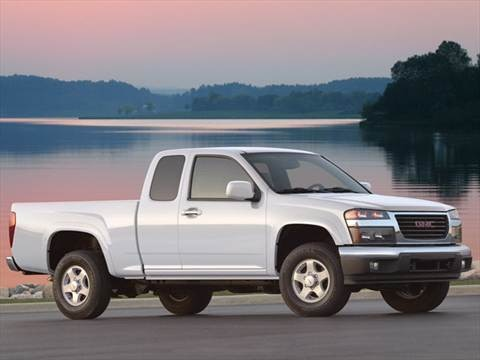 2011 GMC Canyon Extended Cab Work Truck Pickup 4D 6 ft  photo