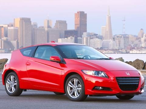 2011 Honda CR-Z Coupe 2D  photo