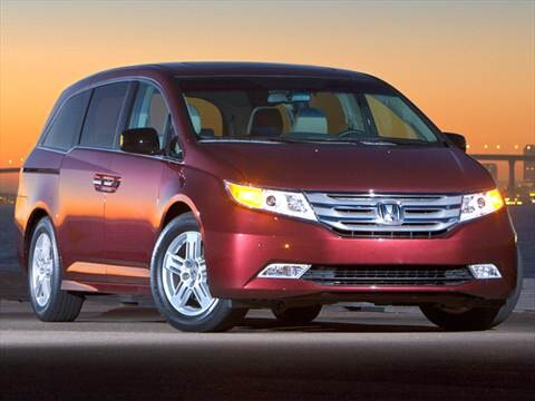 2011 Honda Odyssey Touring Elite Minivan 4D  photo